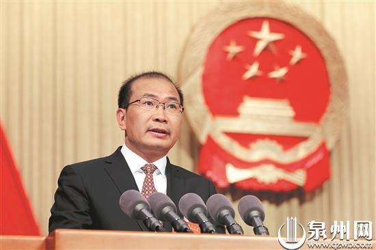 Quanzhou mayor reports steady economic growth in 2019