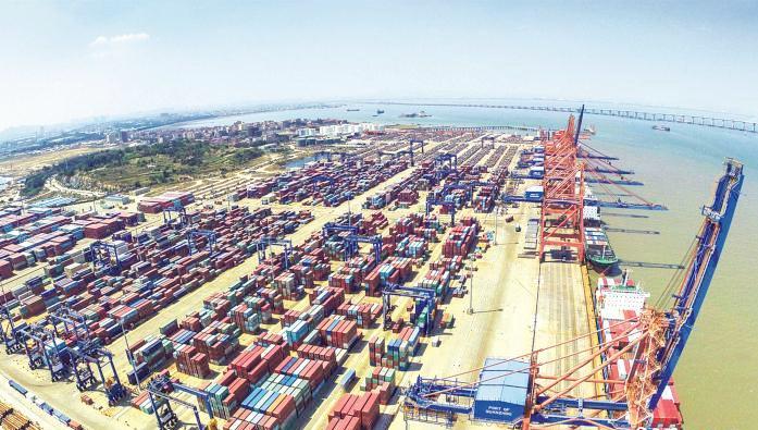 First bonded logistics center in Quanzhou gets green light