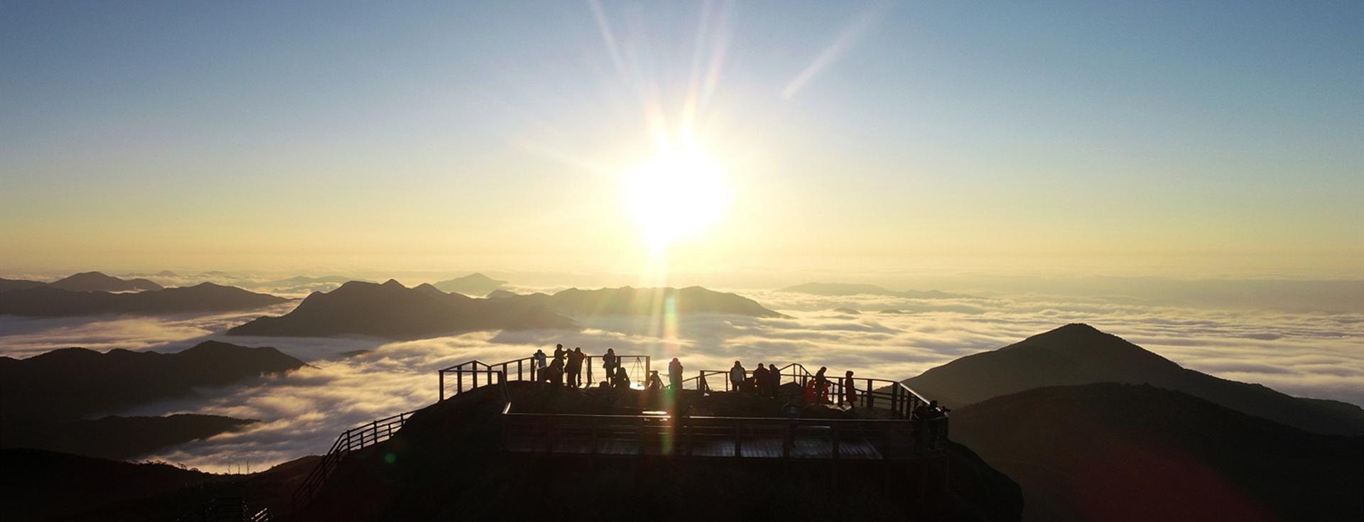 Dehua Shiniu Mountain
