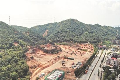 Construction begins on 25 major projects in Quangzhou