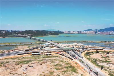 Quanzhou Taiwanese Investment Zone makes strides in 2019