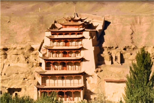 Promotional video: Dunhuang culture