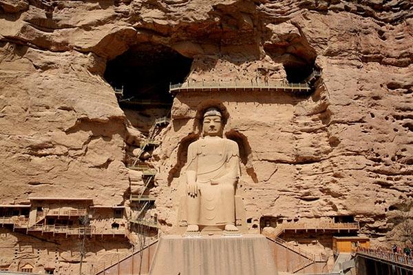 Bingling Temple World Heritage Tourist Area, Gansu province