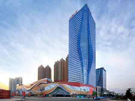 Lanzhou Chengguan Wanda Plaza