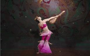 Dance drama Silk Road
