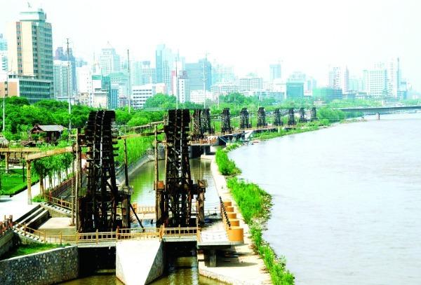 Lanzhou: 'city of waterwheel'.jpeg