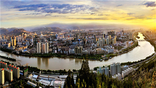 Overview of Lanzhou