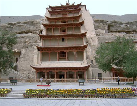 The Dunhuang Mogao Grottoes