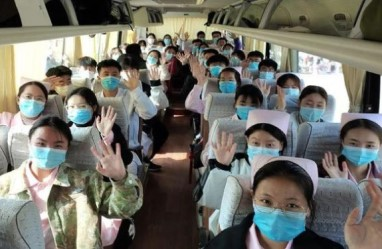 Thousands of medical students answer Gansu's call for volunteers