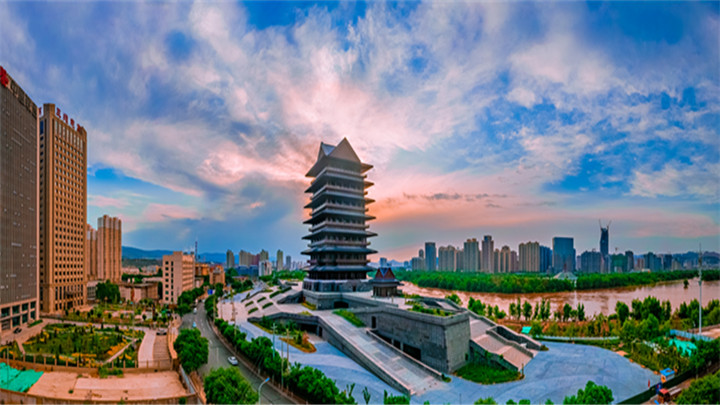 Yellow River Tower