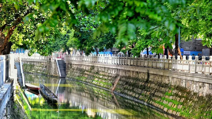Foshan irrigation project honored as world heritage