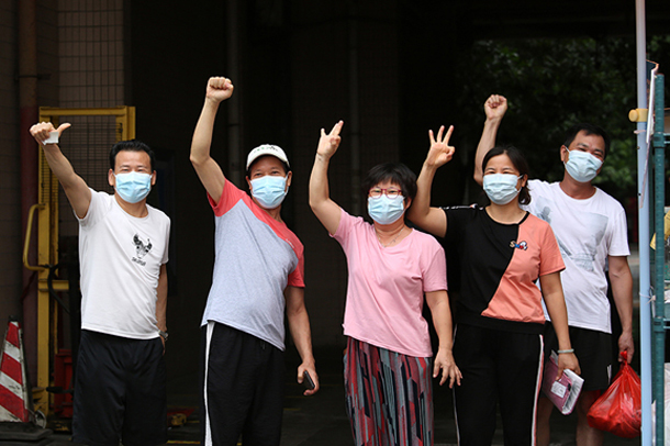 Guangdong steps up efforts to fight COVID-19