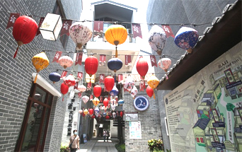 Renovation projects protect urban heritage in parts of Guangzhou