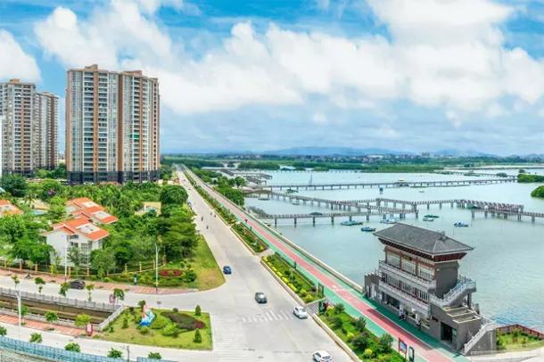 Regional cooperation boosts Dianbai's quality development