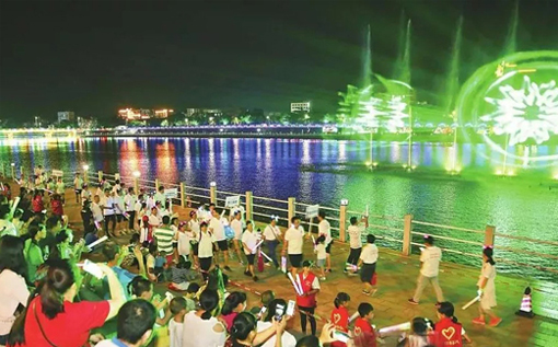 Maoming to host walking event for CPC's centenary celebration
