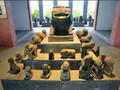 Stone dogs of Leizhou Peninsula