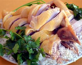 Anpu chicken rice