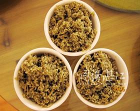 Clam rice