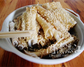 Zhanjiang steamed vermicelli roll