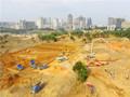 Yinfan Park breaks ground