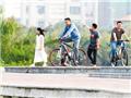 Binhu Park becomes spring leisure hotspot