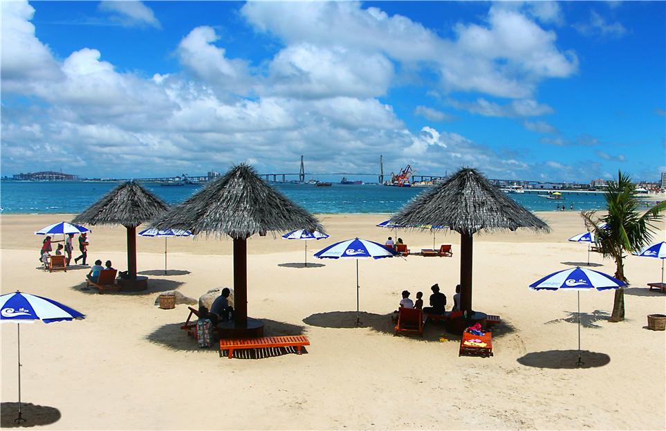 Jinsha Bay Coastal Beach