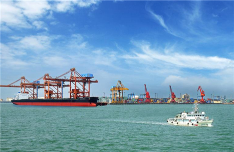 Burgeoning Zhanjiang Port reaches out to the world