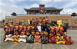 CCTV documentary puts spotlight on Suixi Lion Dance