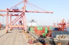 New shipping route links Zhanjiang with Vietnam, Cambodia, Thailand