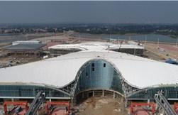 Construction of Xuwen Port in full swing
