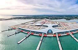 Xuwen Port expected to open in October