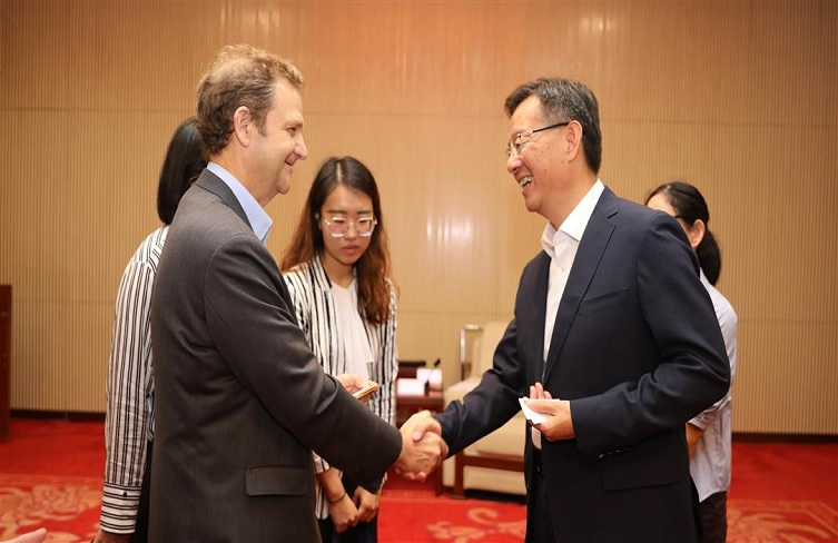 Another Fortune 500 company settles in Zhanjiang