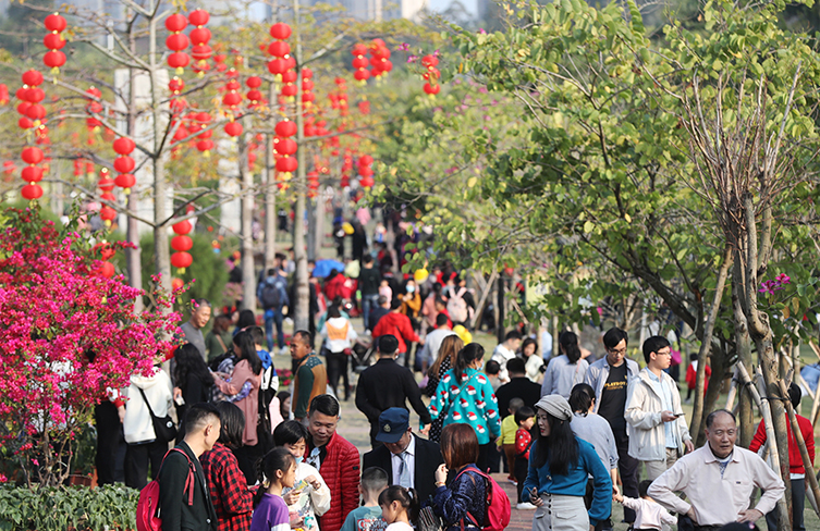 Zhanjiang gains popularity among tourists during holiday