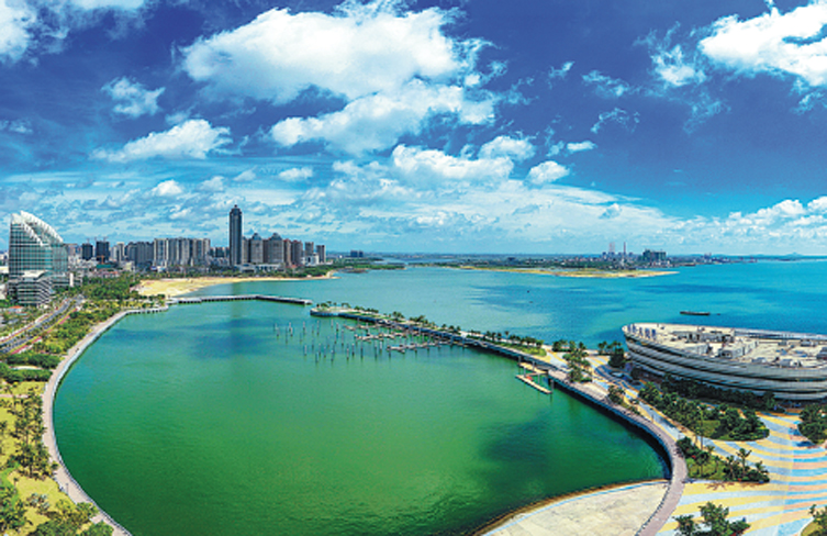 Zhanjiang to become provincial subcenter