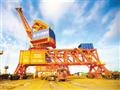 Container throughput hits new high at Zhanjiang Port