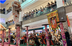 Xuwu troupe wins intl lion dance competition