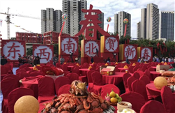 Small-scale Spring Festival gala shot in Zhanjiang