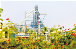 Baosteel Zhanjiang on track for green development