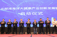 Beibu Gulf marine health industry alliance set up in Zhanjiang