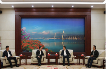 Zhanjiang values government-enterprise cooperation