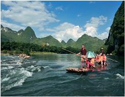Gulong River Scenic Area