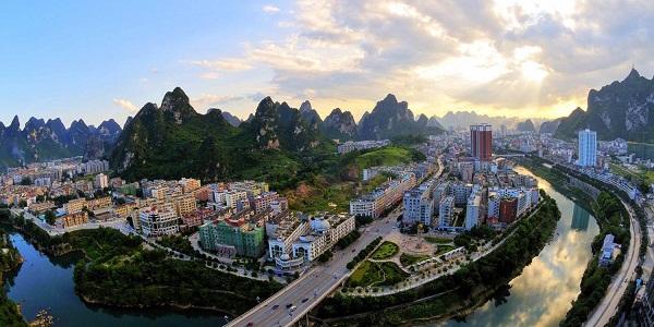 Jinchengjiang district