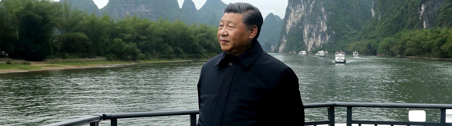 Xi inspects South China's Guangxi