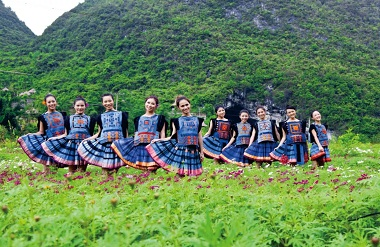 Different cultures on offer for Hechi visitors