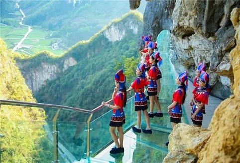 Nandan county: a summer tourist destination in Guangxi