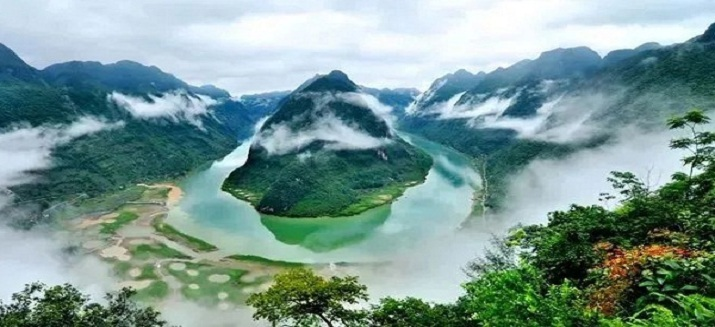 Donglan county honored as China's 'climate livable county'