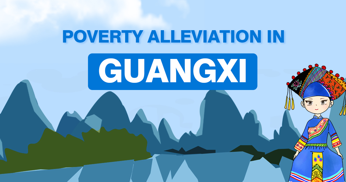 Poverty alleviation in Guangxi