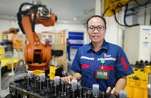 Quality development of internal combustion engine industry to be boosted