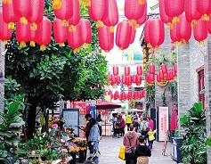 Guangxi welcomes nearly 16m tourists during Sanyuesan Festival