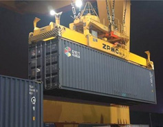 Guangxi launches new direct train to Kazakhstan for heavy machinery exports